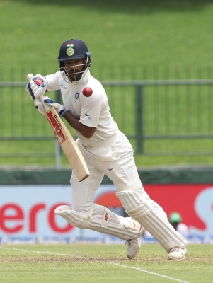 Third Test: Sri Lanka s rearguard action halts India s charge (Roundup)