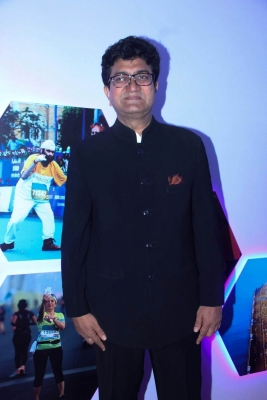 My parents never wanted me to become a musician, says Prasoon Joshi