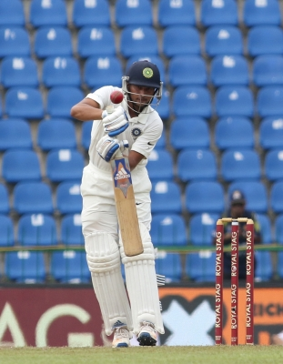 India dominate day 2 of Third Test against Sri Lanka (Roundup)