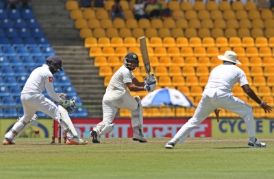 Third Test: India in command on Day 2 (Lead, Tea report)