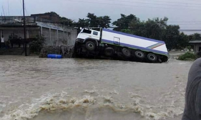 40 killed in Nepal floods, landslides (Lead)