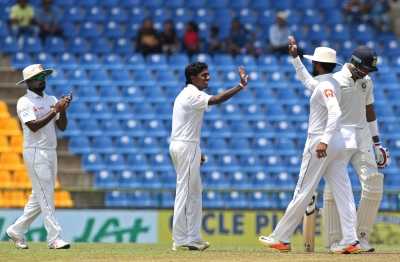 Third Test: India in command on Day 2 (Tea report)