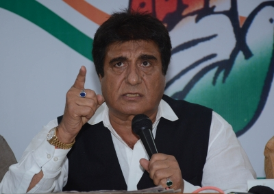 Yogi not a saint but a materialist enjoying power: Raj Babbar