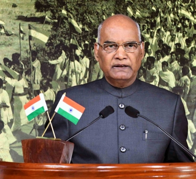 Prez for egalitarian New India by '22