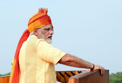 PM Modi delivers lacklustre speech on 71st Independence Day