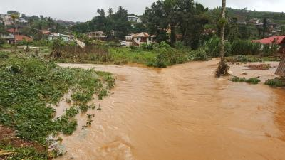 Prayer and action following Sierra Leone landslides