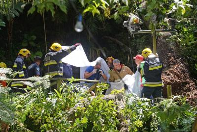 29 killed in bus accident on Portuguese island