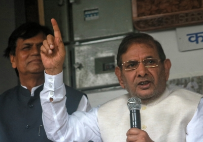 Sharad Yadav readies for show of strength