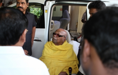 Karunanidhi discharged from hospital (Lead)