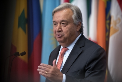 UN urges protection for civilians in armed conflict