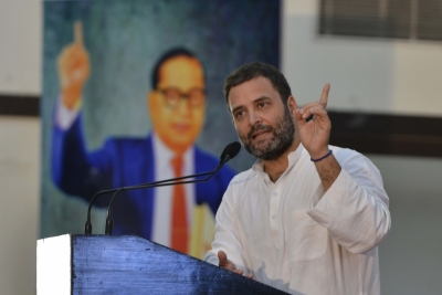 Rahul's remarks 'political cry' arising out of deep sense of dismay: BJP