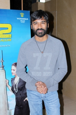 Dhanush launches first single under Gautham Menon s banner