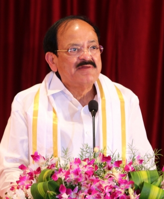 Naidu s  effective engagement  as Vice President in his first year in office