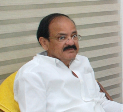Vice President Naidu undergoes angiography at AIIMS, discharged