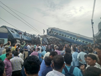 Major train accidents in seven years (Timeline)