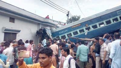 UP train accident death toll is 22: Police