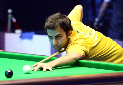 Advani retains Asian Billiards title with ease