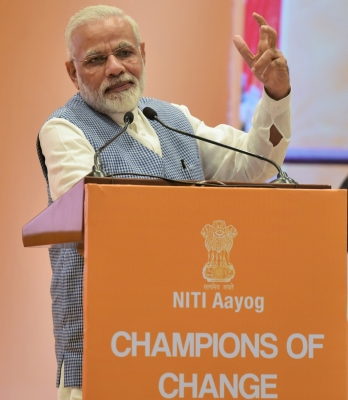 Our psyche stopping India from becoming tourism hub: Modi