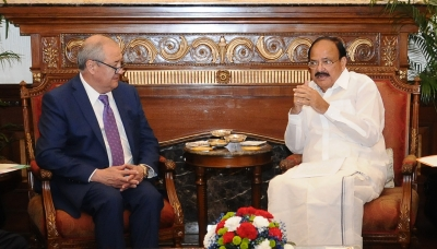 India, Uzbekistan should take trade to $1 bn: Venkaiah Naidu