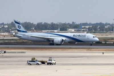 Israeli plane lands in Turkey for 1st time in 13 yrs