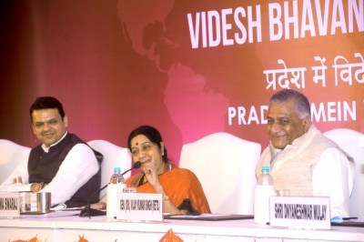 India rescued 80000 distressed citizens in 3 years: Sushma