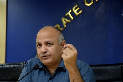 Compete with Dellhi s education growth, Sisodia asks BJP, Congress ruled states