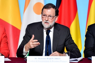 Spanish PM calls on Catalan leader to  return to legality