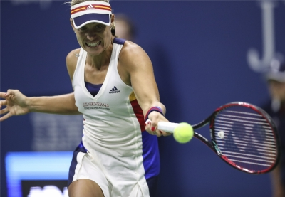 Pliskova wins at soggy US Open as Nadal, Federer wait