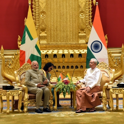Myanmar's Rohingyas issue is similar to India's Kashmir: Suu Kyi