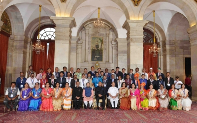 Teachers are the best category of nation builders: President (Lead)