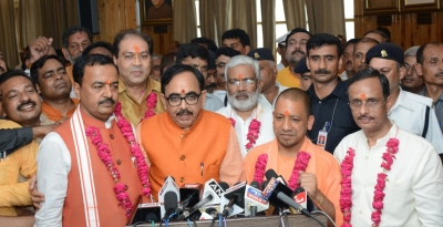 Yogi, four others file nominations for legislative council by-pollS