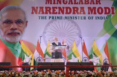 Modi suggests INA memorial in Myanmar