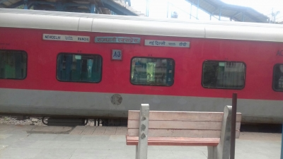Ranchi-Delhi Rajdhani Express derails, no injuries