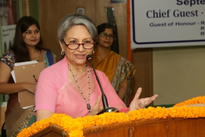 For meaningful cinema, we need freedom to express: Sharmila Tagore
