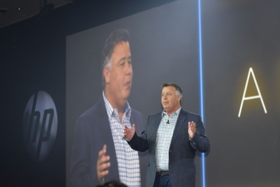 Focus on Industry 4.0, emerging markets: HP (Lead)