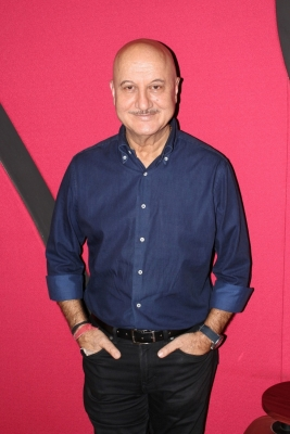 Veteran Anupam Kher is new FTII Chairman (Second Lead)