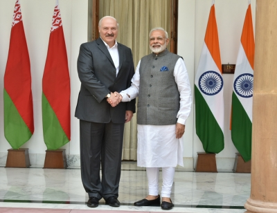 India, Belarus condemn terrorism in all forms