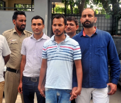 Man who posed as don arrested for extortion in Delhi