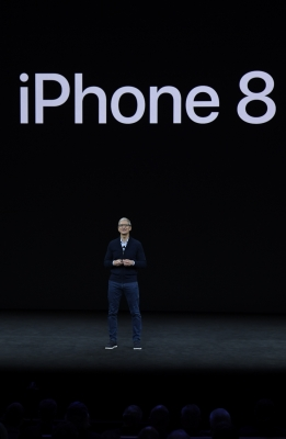 iPhone 8, iPhone 8 Plus launched with A11 Bionic processor