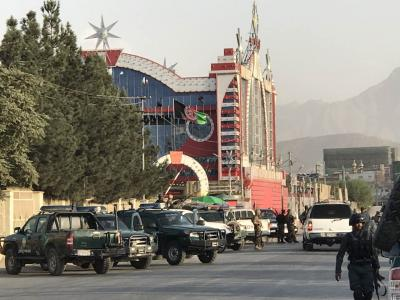 Taliban rejects group's involvement in explosion near Kabul stadium