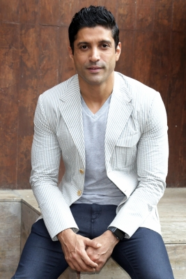 Reformed criminals must get a chance, says Farhan Akhtar (IANS Interview)