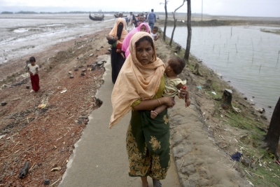 EU urges Myanmar to investigate violence against Rohingyas