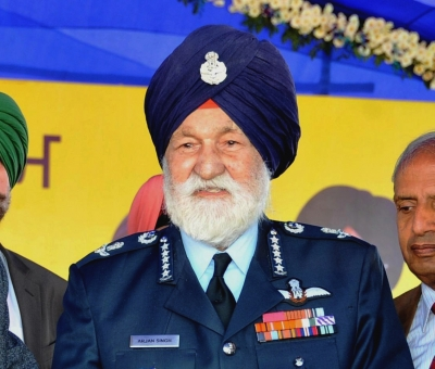 State funeral for IAF Marshal on Monday
