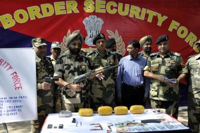 Two infiltrators shot dead near Punjab border