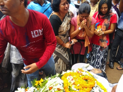 Post-Tripura killing, journalists seek safety mechanism