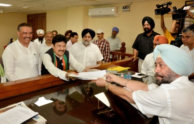 Swaran Singh Salaria to be BJP's candidate for Gurdaspur by-election
