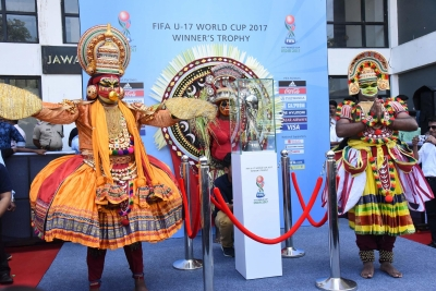 FIFA U-17 World Cup: Rain looms over Kochi, tickets almost sold out