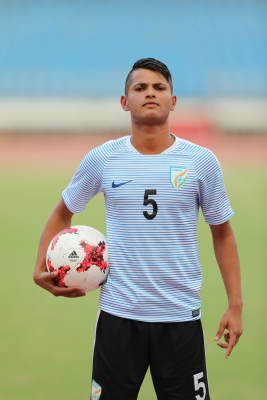 Image result for U-17 World Cup: We are ready to surprise everyone, says defender Stalin