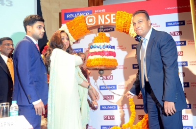 Reliance Home Finance hits the roof after listing