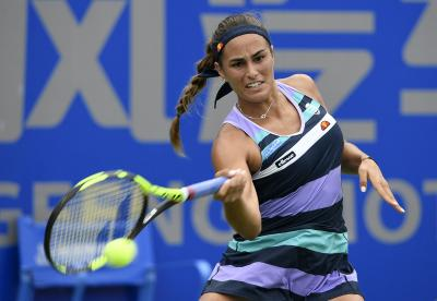 Miami Open: Puig beats Stosur, reaches second round